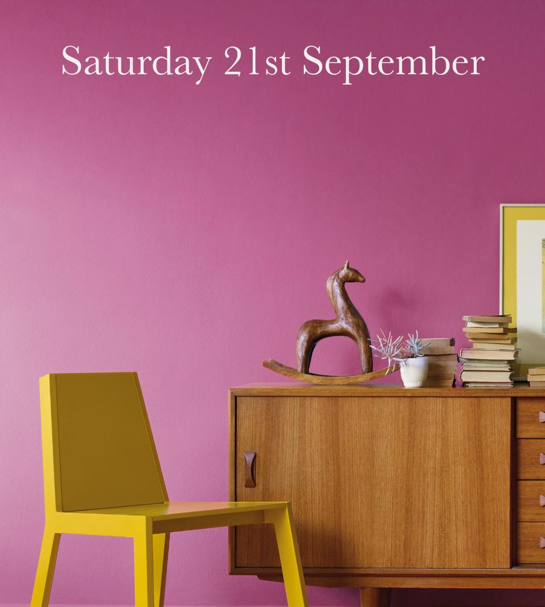 Showroom Paint Event