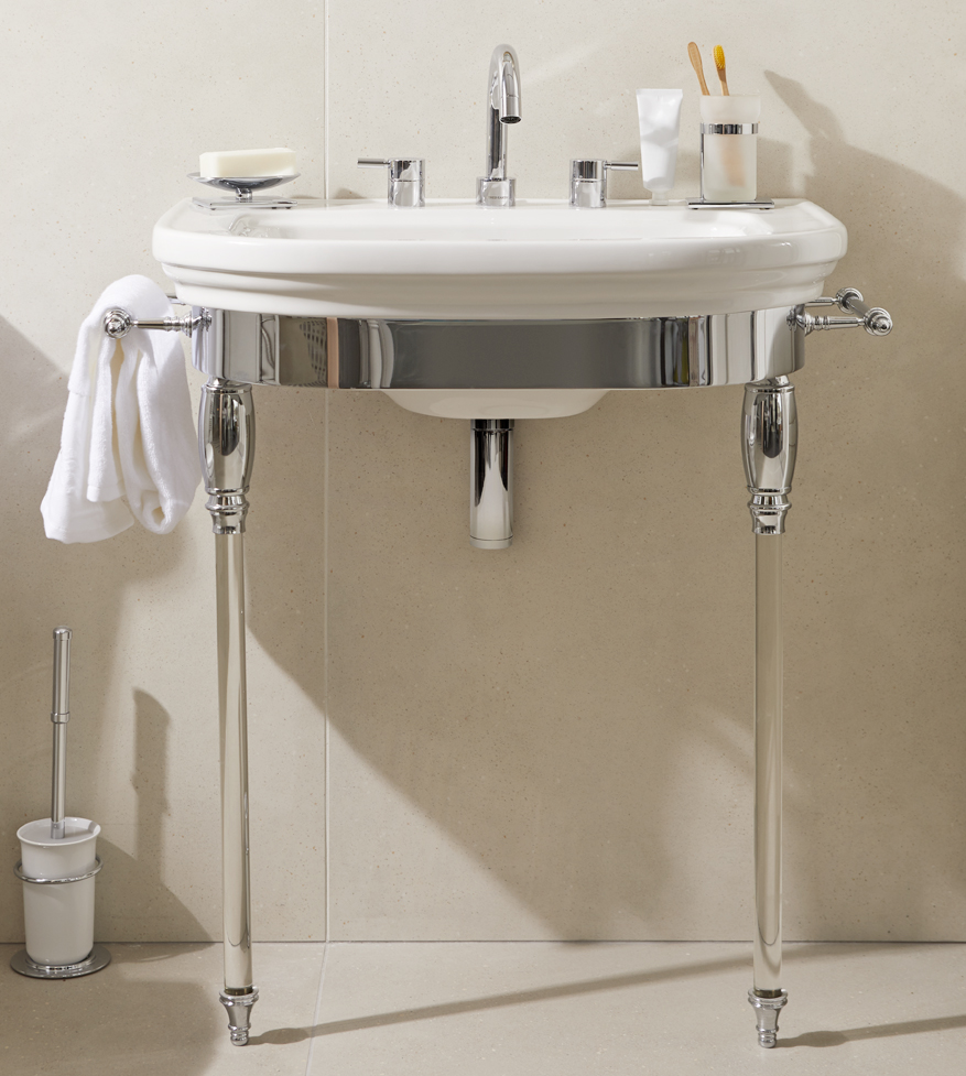 Basin and Washstand