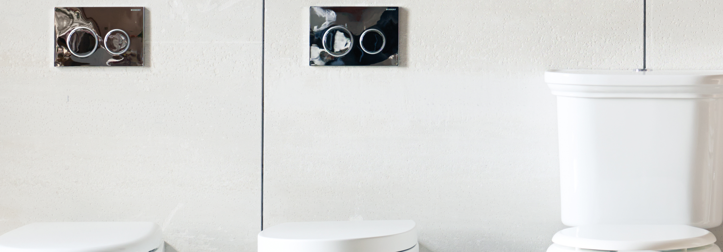 Toilet and Bidet In-wall Systems