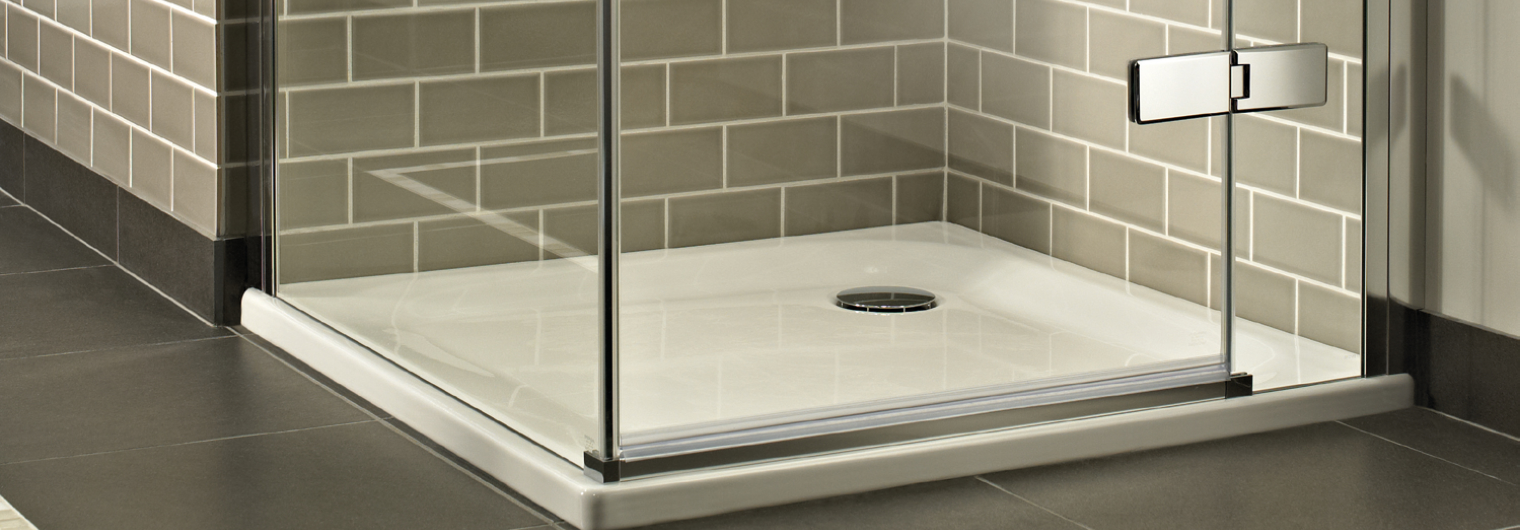 Low Profile Shower Trays