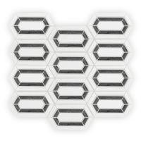 Chequers Court Double Hexagon