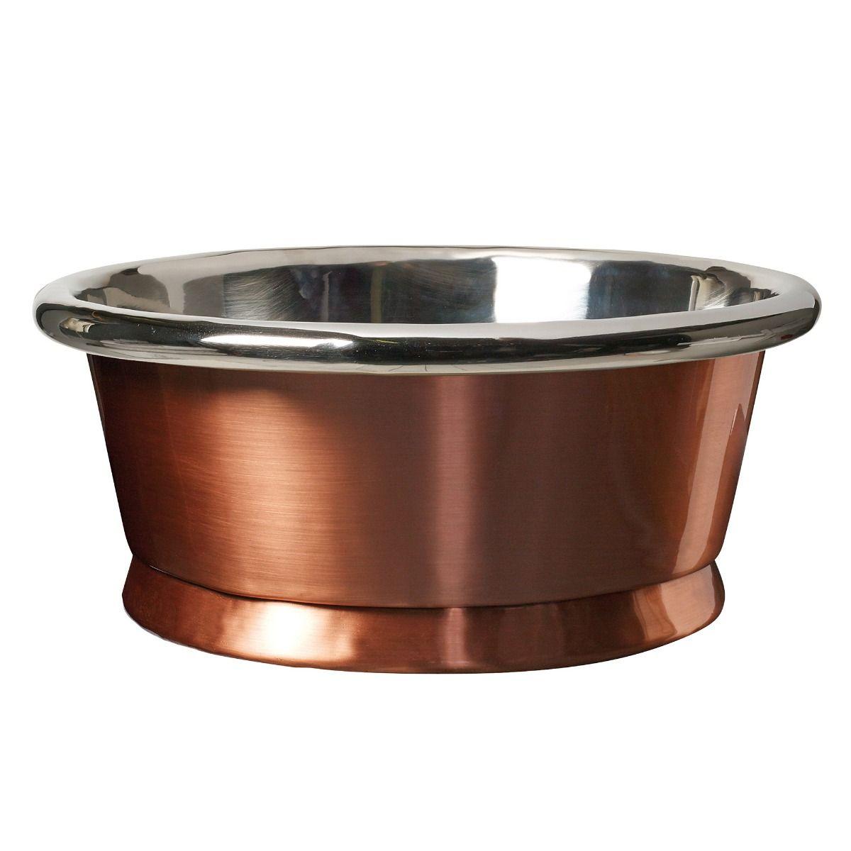 Kythera Copper Bowl