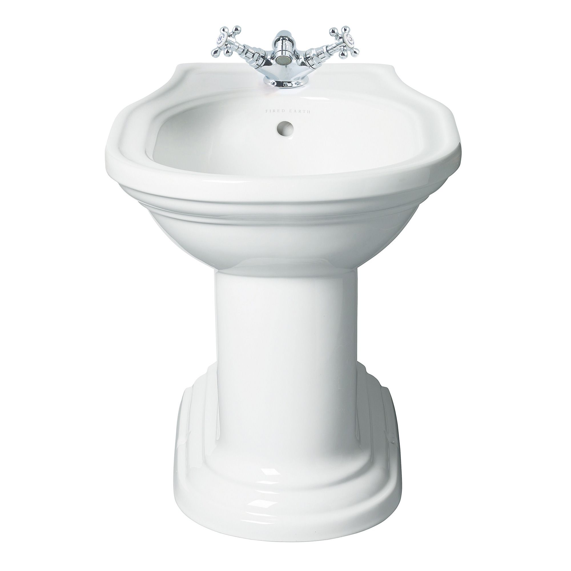 Atlantic Back to Wall Bidet