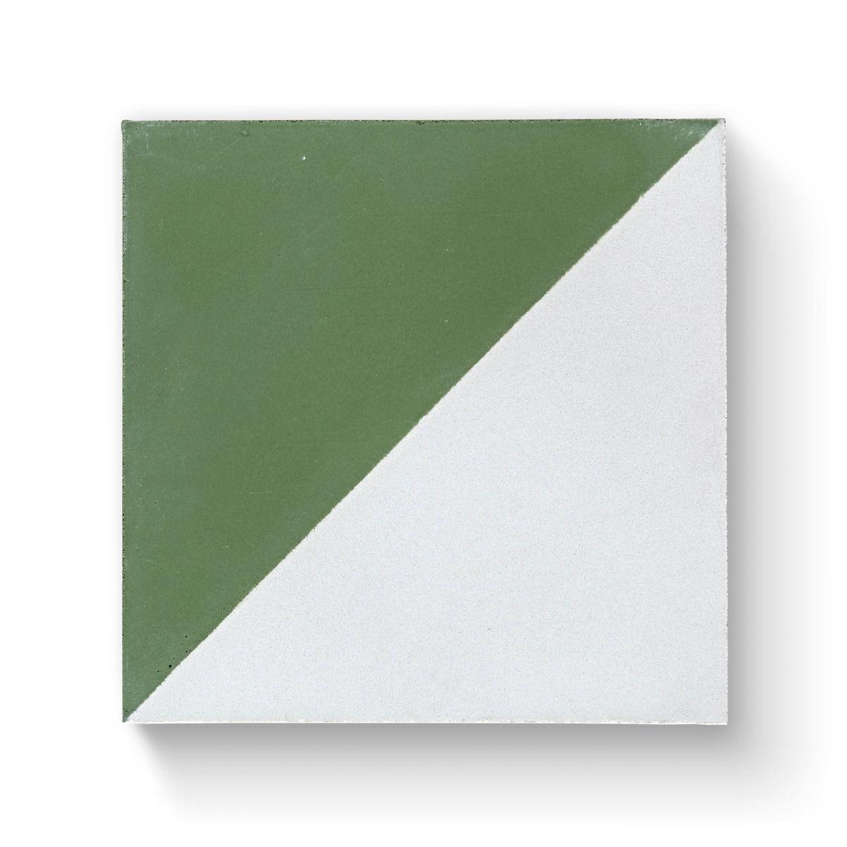 Bert & May Alalpardo Green 20cm x 20cm