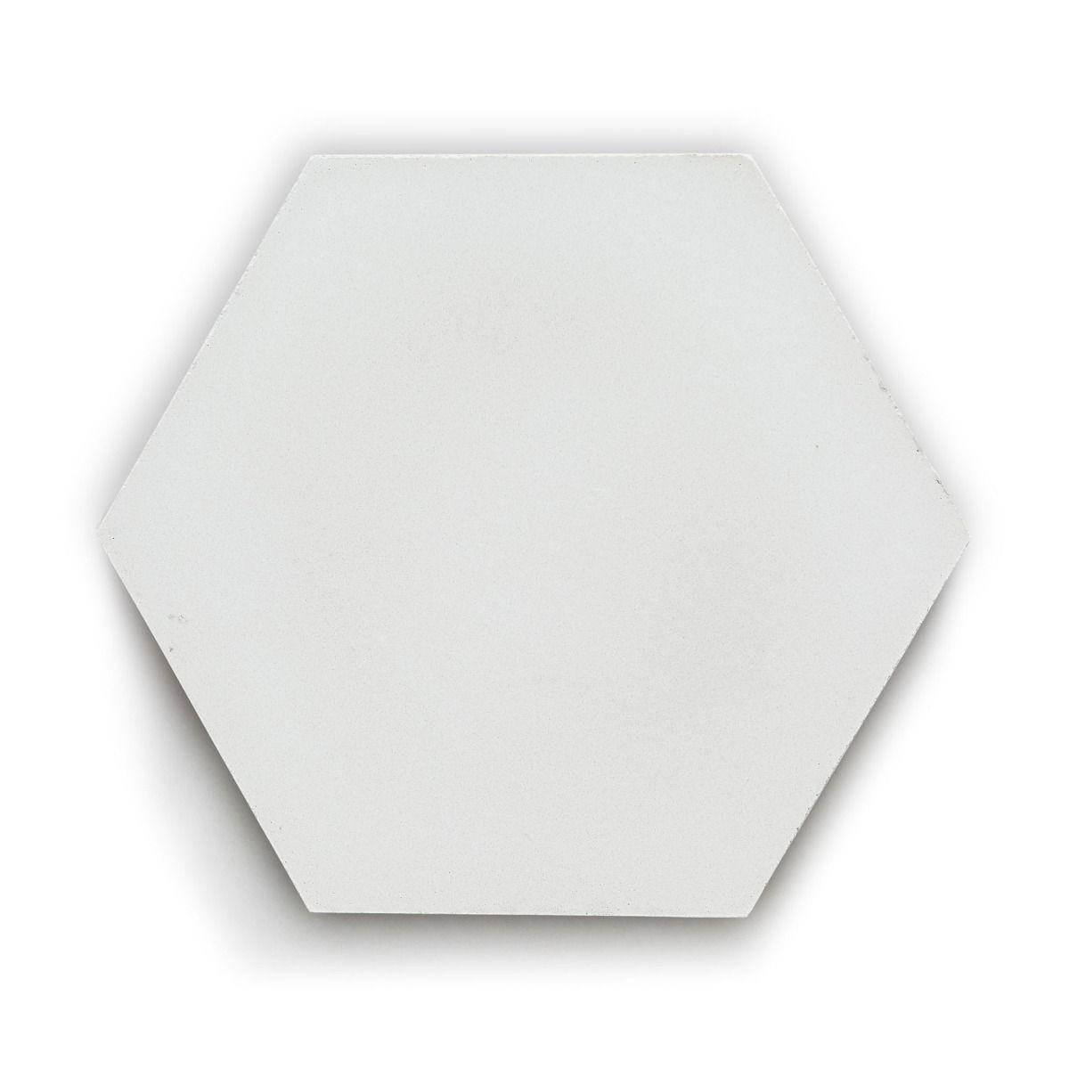 Bert & May Brighton Stone Hexagon  20cm x 23cm