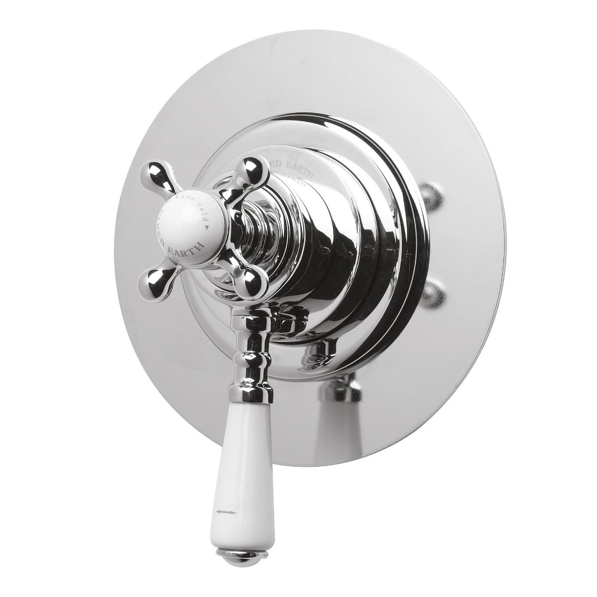 Concealed Dual Control Shower