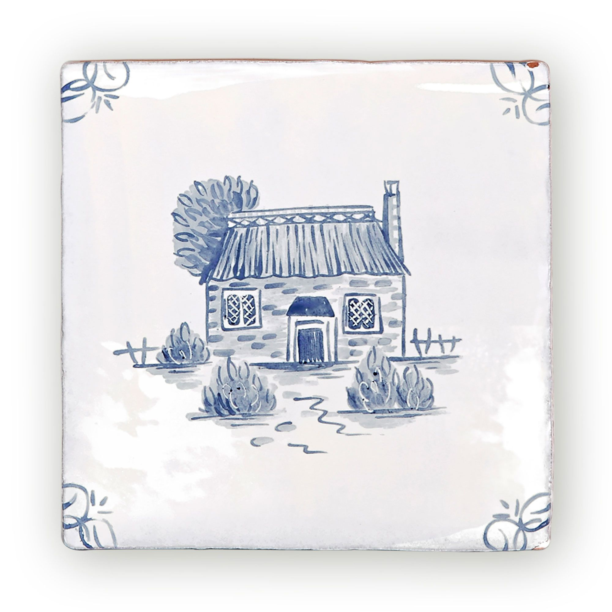 English Delft Cottage