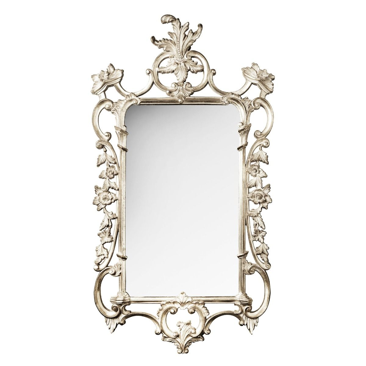 Bathroom Mirror -  Fontaine - Silver