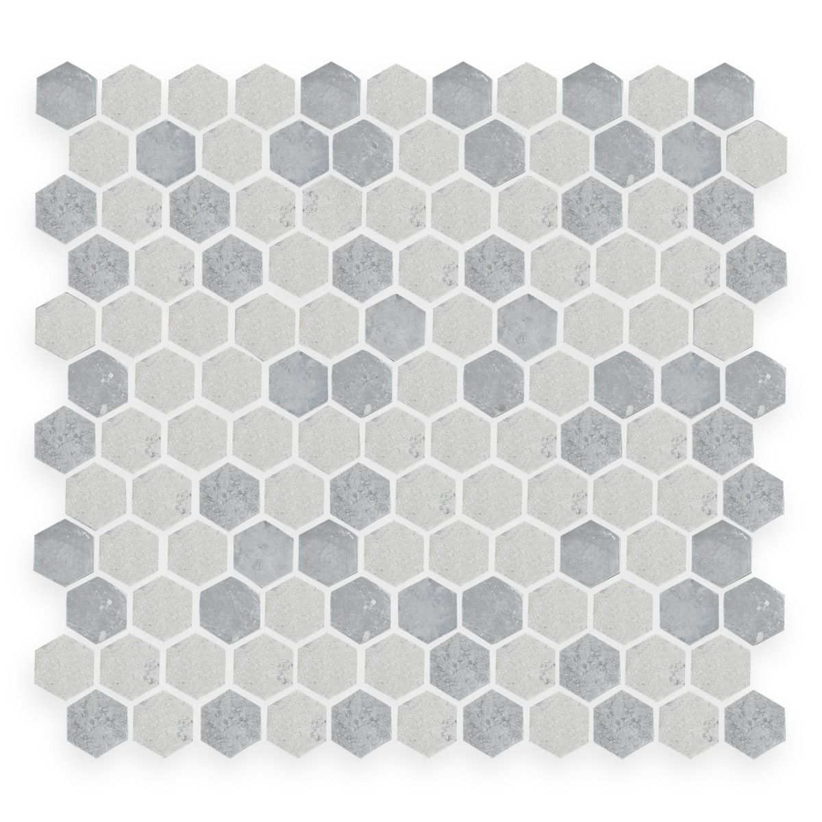 Hampton Bays Hexagon Mosaic