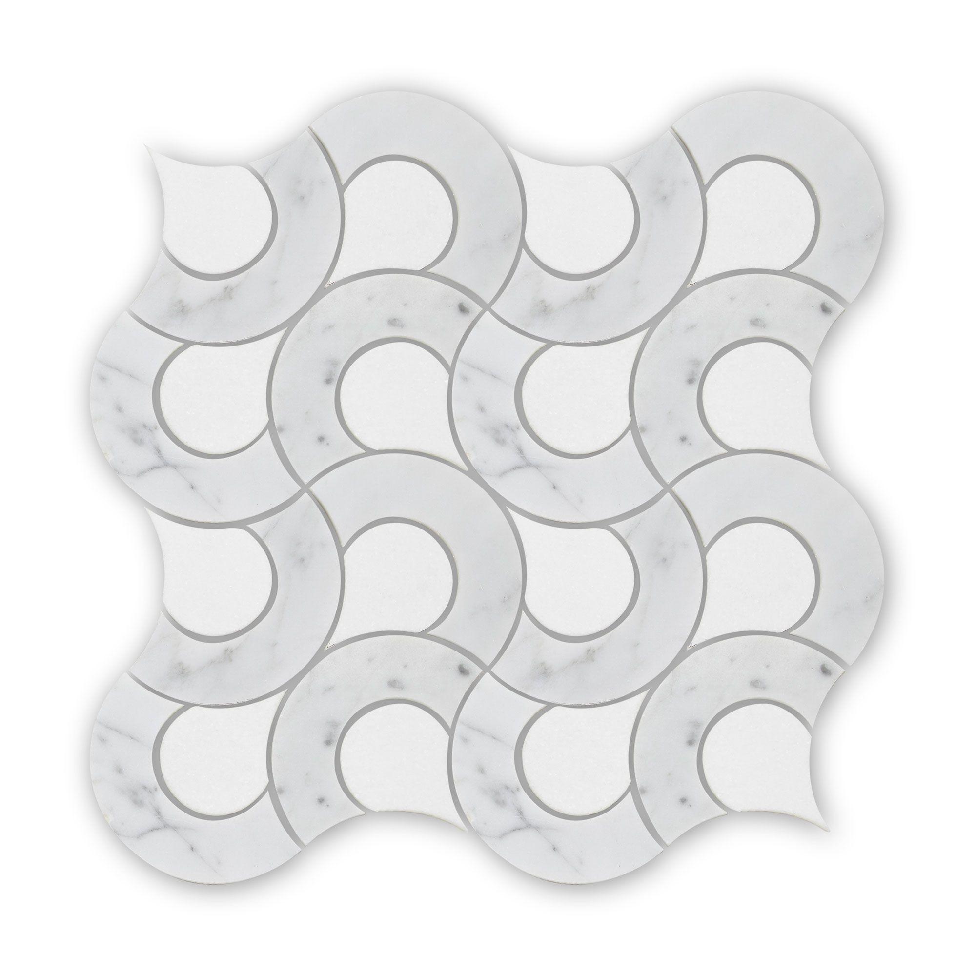 High Society Marble Guggenheim