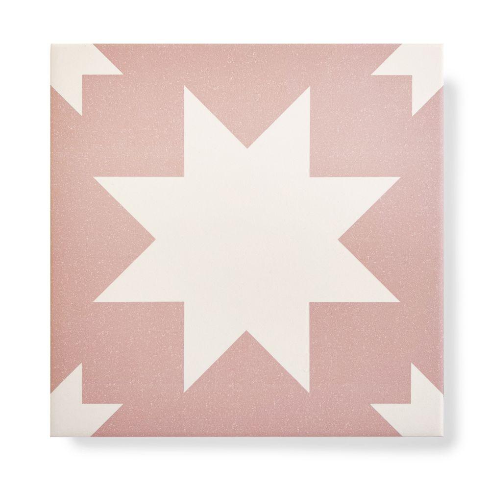 Bert and May Pink Pradena Porcelain
