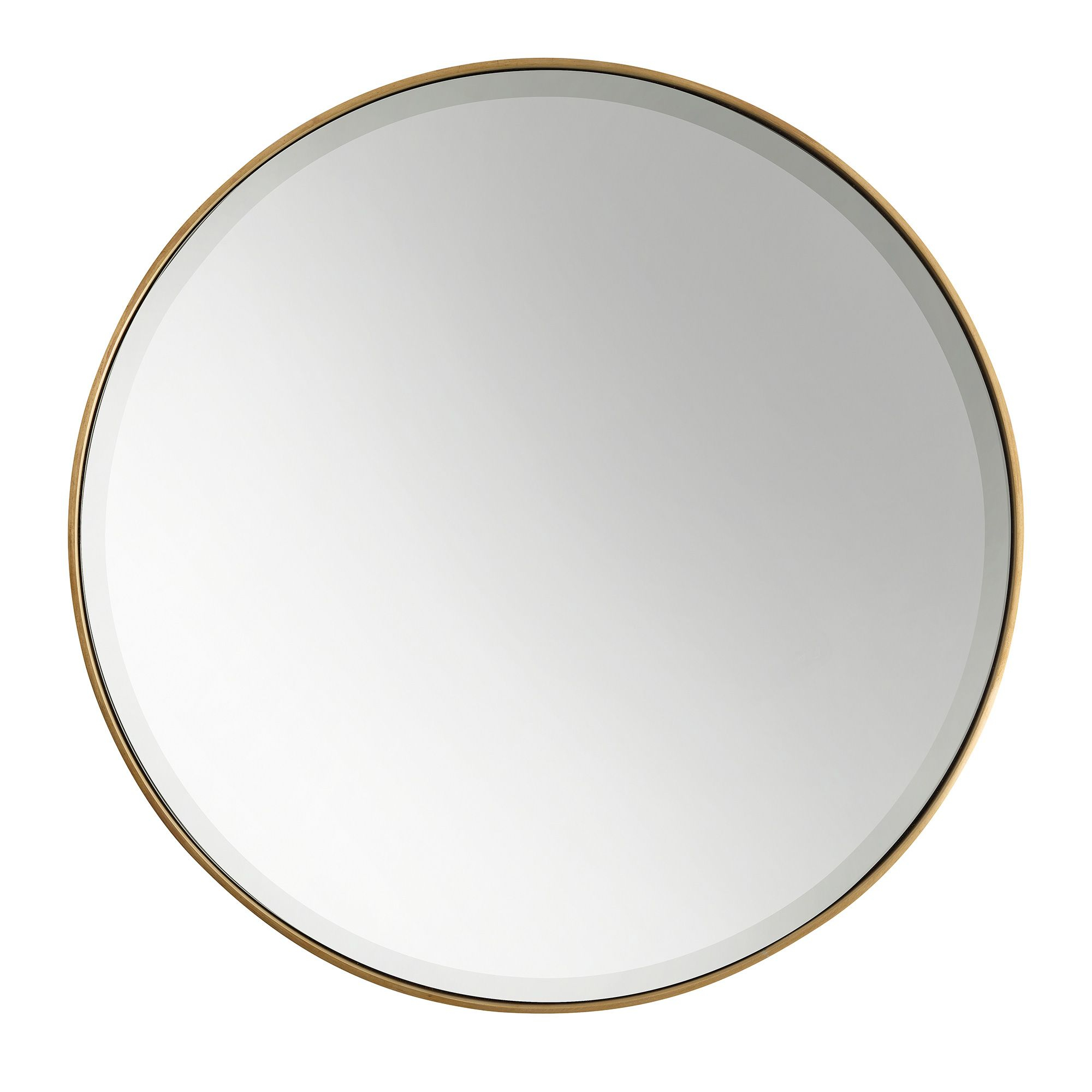 Bathroom Mirror -  Novak - Round