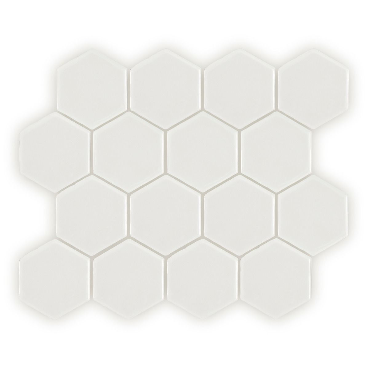 Onda Hexagon Arctic 28cm x 32cm