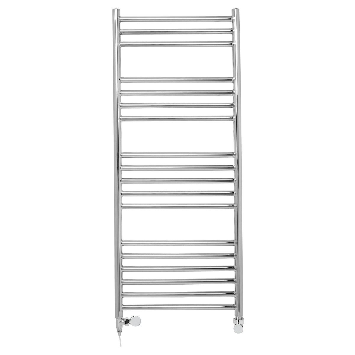 Stainless Steel Heated Towel Rail 120x60