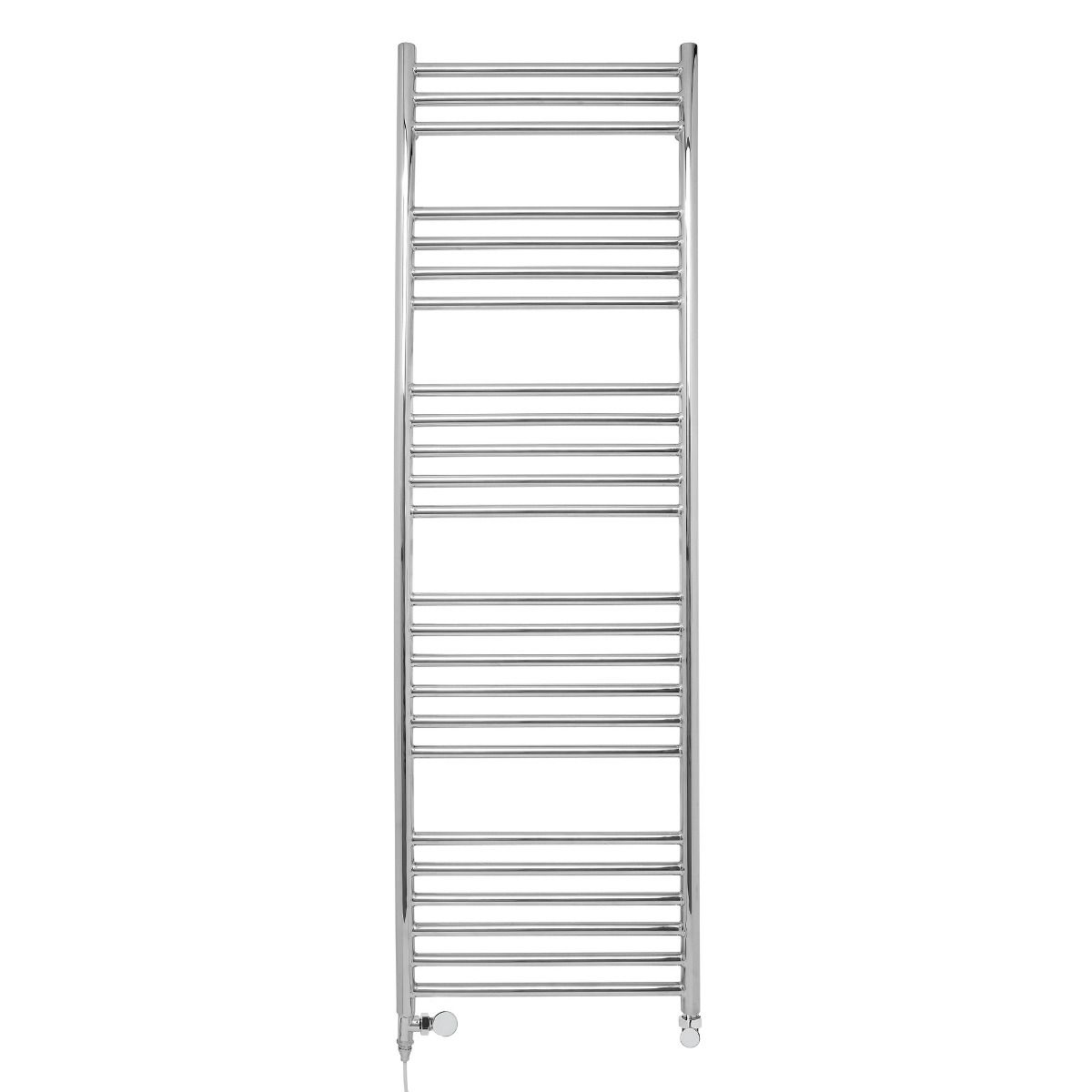 Stainless Steel Heated Towel Rail 160x50