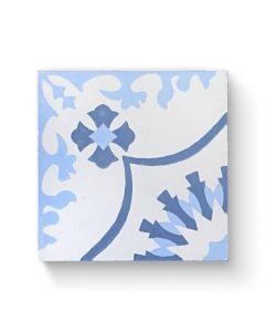 Bert & May Bolonia Blue 20 cm x 20cm