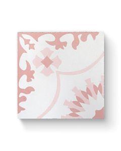 Bert & May Bolonia Pink 20 cm x 20cm