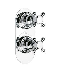 Bastide Concealed Dual Control Shower
