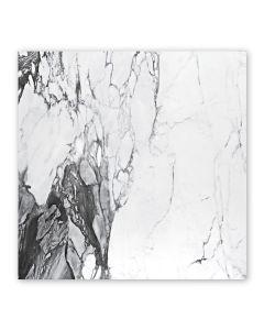 Belluno 100x100 Bianco Satin