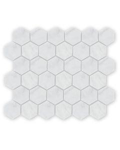 Bridgehampton Hexagon Mosaic, Honed