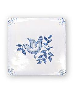 English Delft Dove