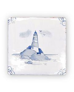 English Delft Lighthouse