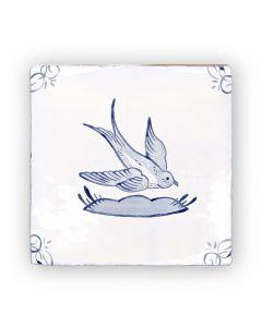English Delft Swallow