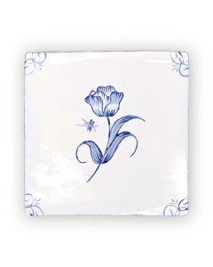 English Delft Tulip