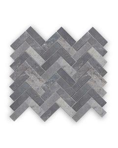 Hampton Bays Herringbone Mosaic