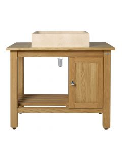 Logic Washstand 900 With Cupboard