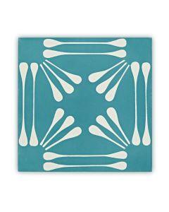 Matchstick Azul