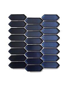 Kingfisher Blue Mosaic