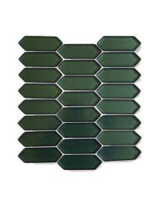 Kingfisher Green Mosaic
