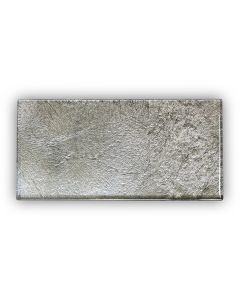 Metallic Vitreum Argentum 7.5x15