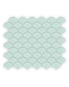 Nordic Glass Tromso Fjord Mosaic