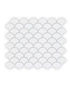 Nordic Glass Tromso Snow Mosaic