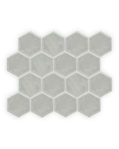 Onda Hexagon Chameleon 28cm x 32cm
