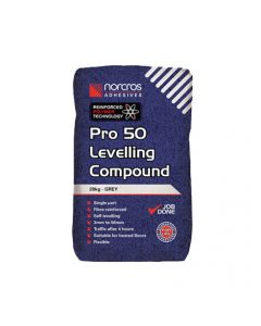 Norcros Pro 50 Floor Levelling Compound