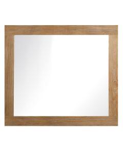 Teak Mirror 900