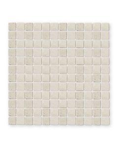 Venetian Stone Crema Mosaic Sample Card