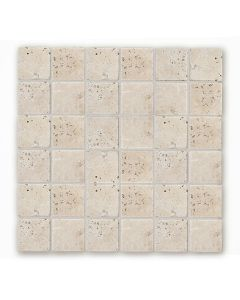 Venetian Stone Crema Mosaic