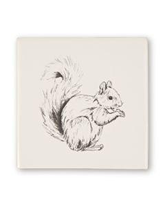 Woodland Animals Squirrel