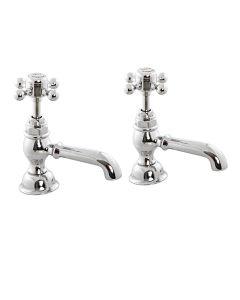 Windsor Brassware Basin Taps