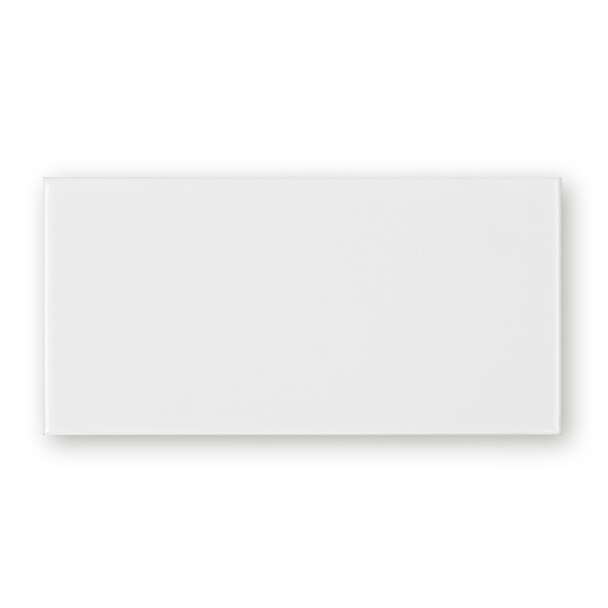 Architecture White Gloss 7.5x15
