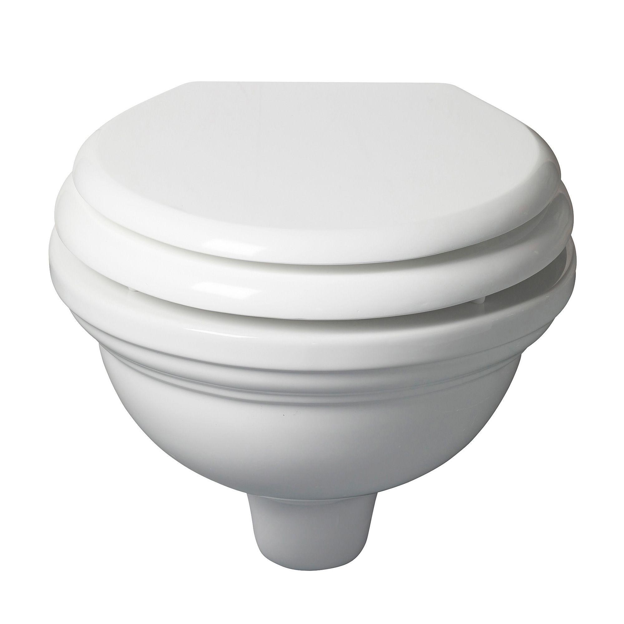 Atlantic Wall Hung Toilet
