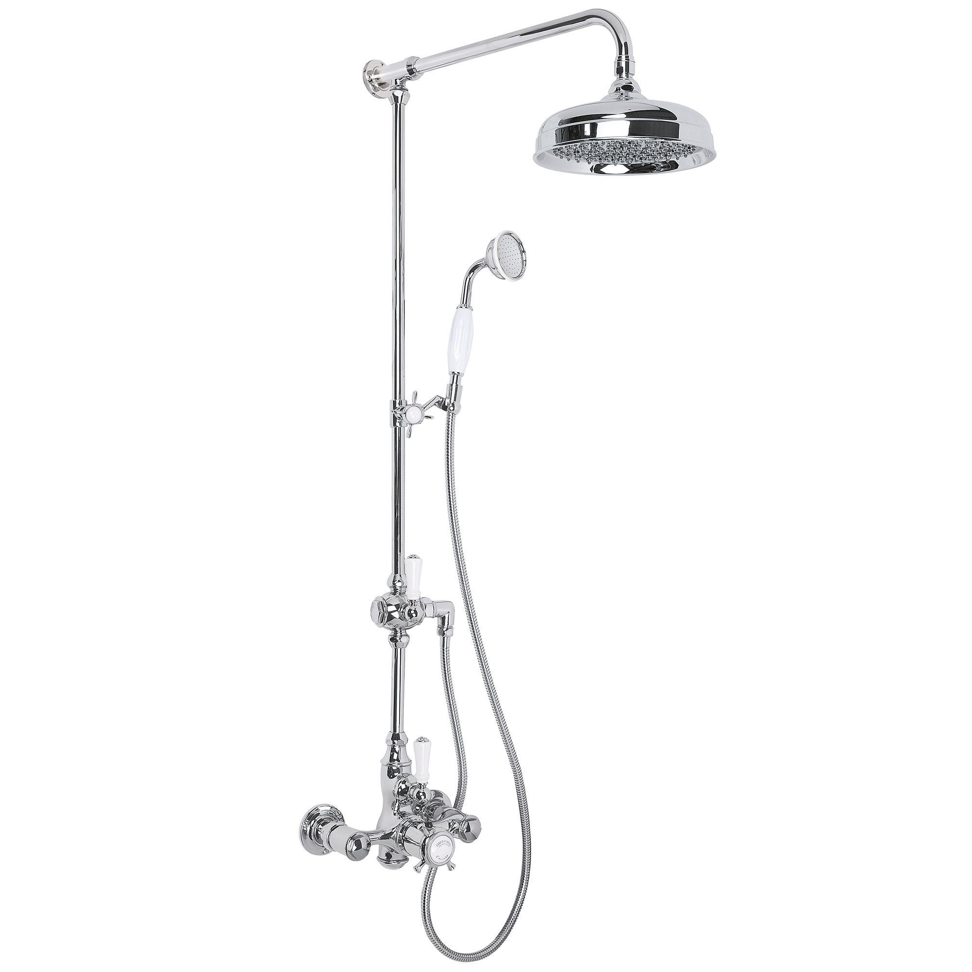 Avebury Grande Exposed Shower