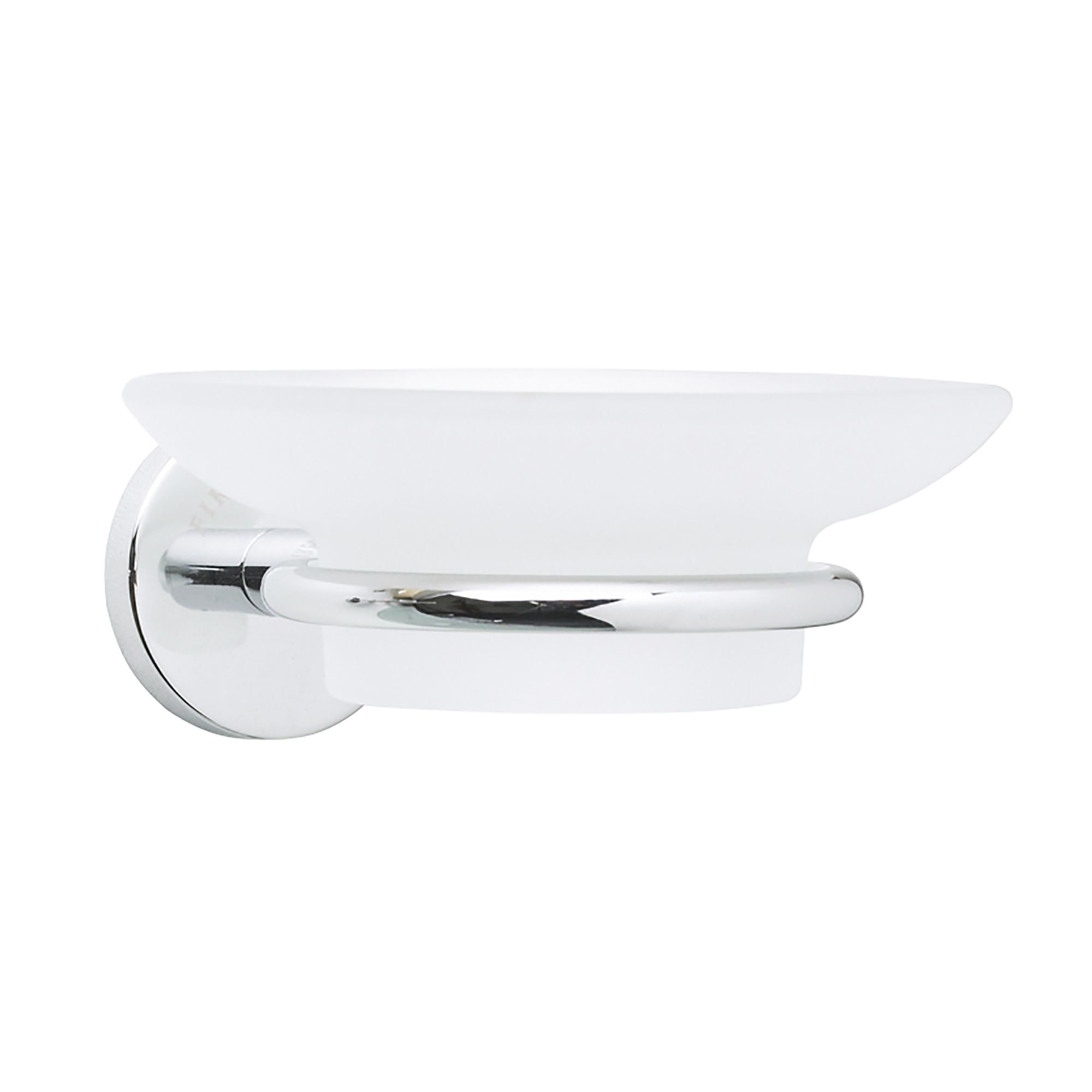 Chiswick Wall Mounted Soap Dish With Holder