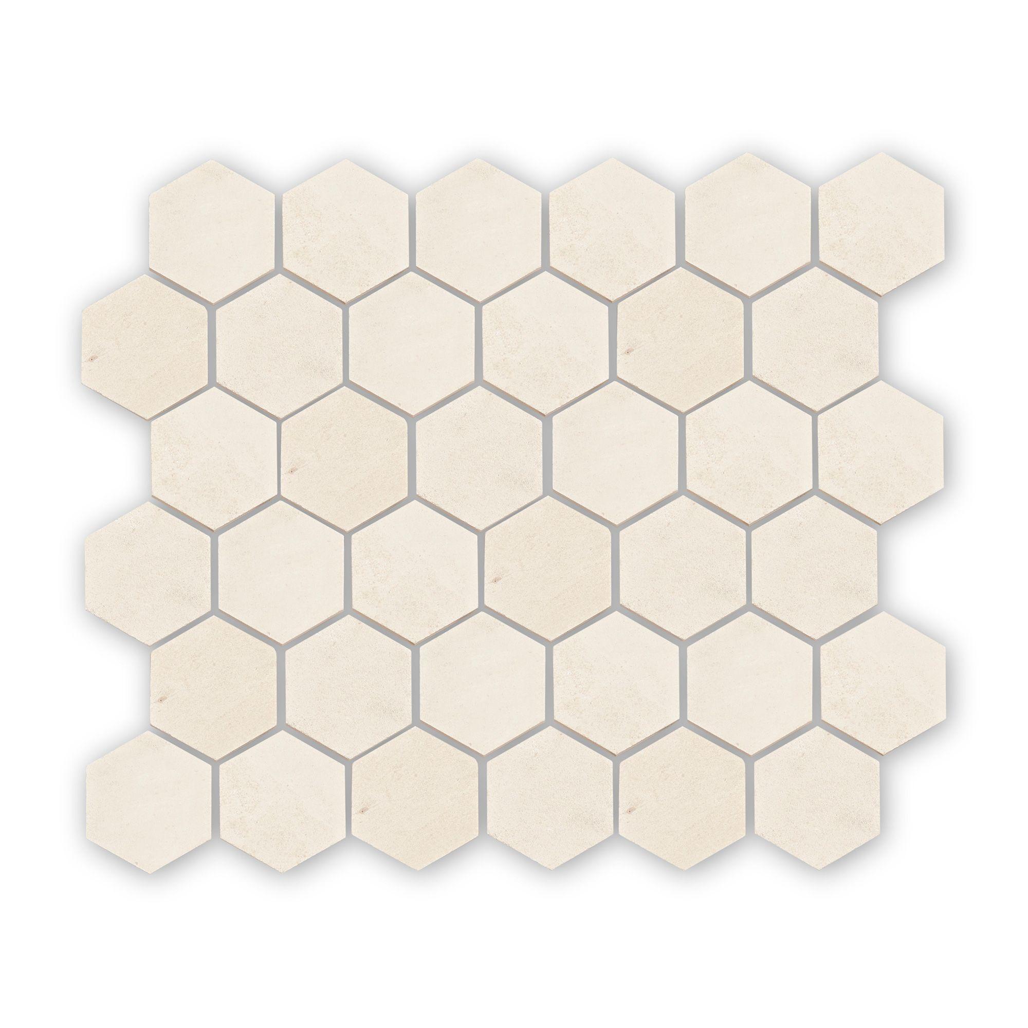 Palio Hexagon Mosaic