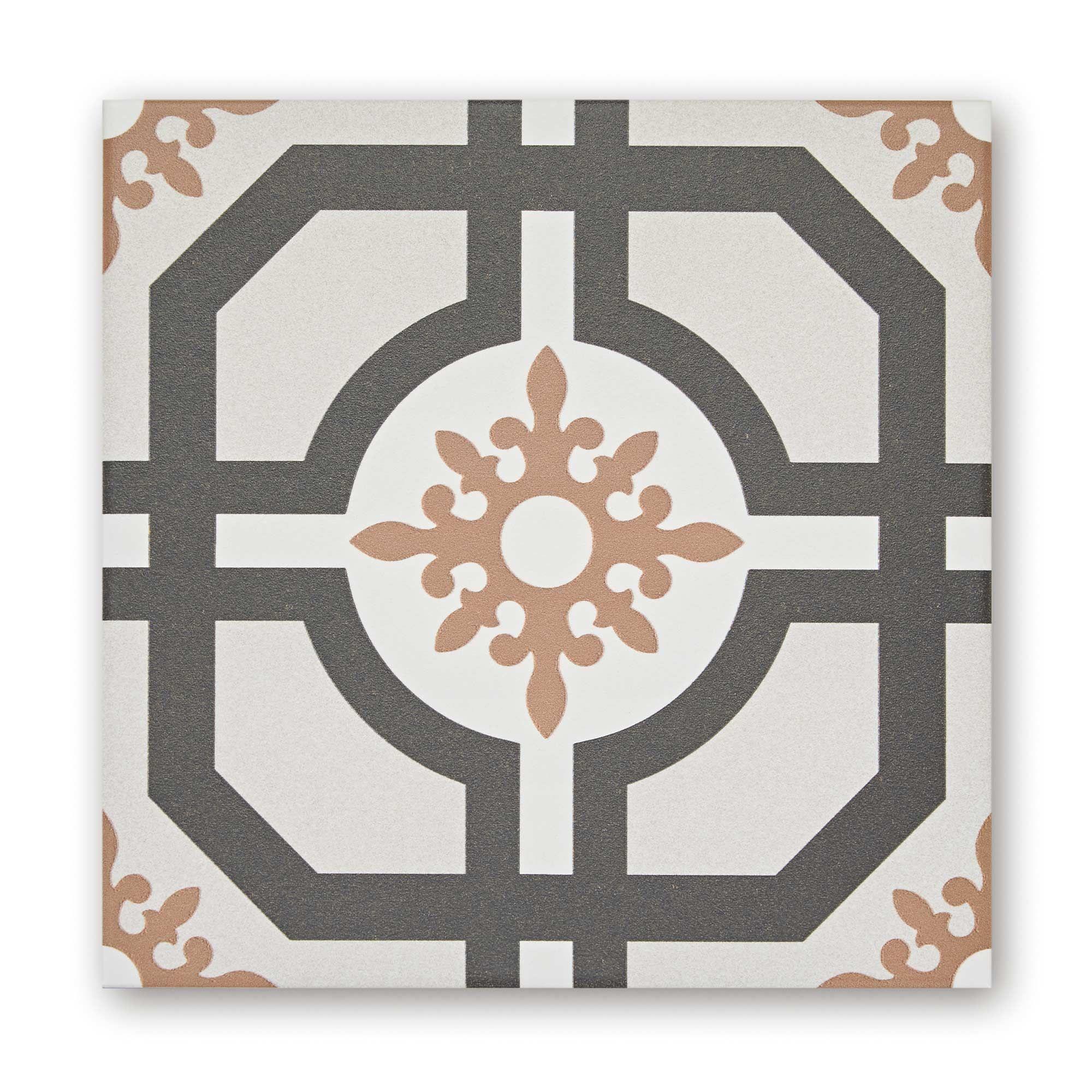 Floor Porcelain Tiles Form Fired Earth