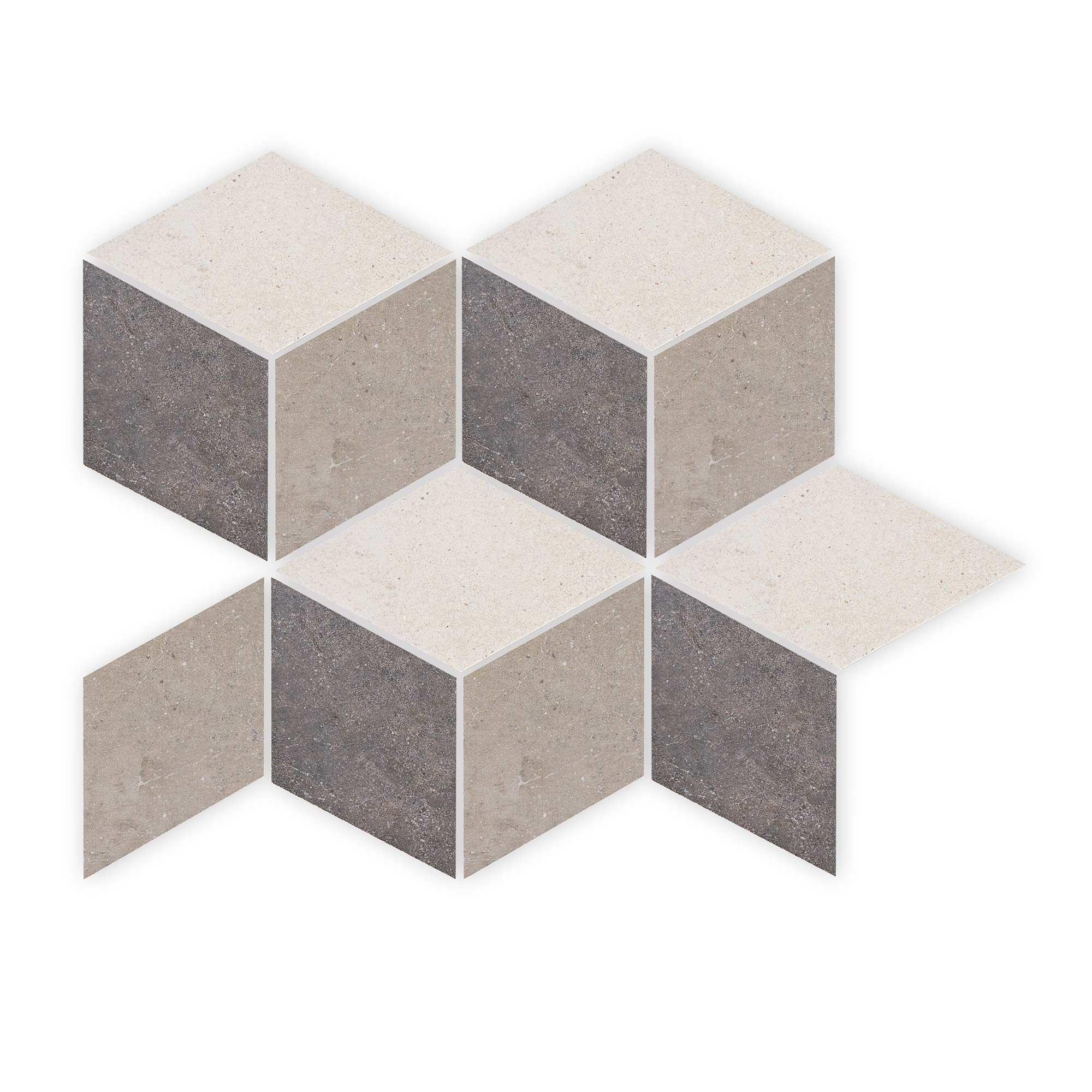 Rhombus 29.5x26 Mosaic